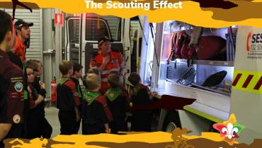 The Scouting Effect