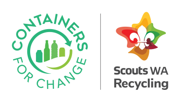 Containers for Change and Scouts WA Recycling