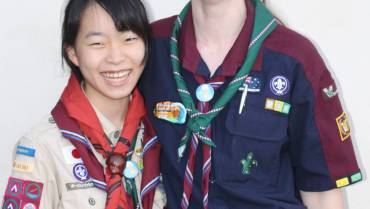Branch Leader Scouts International Student Exchange Program